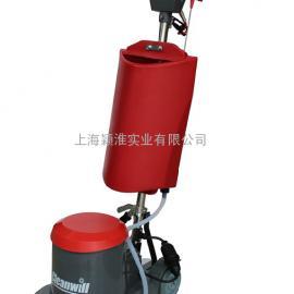 克力威CD17B多功能擦地机集清洗起蜡喷磨保养单擦机