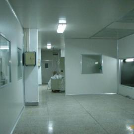 东莞泡沫夹芯彩钢板隔墙,厂房车间岩棉彩钢板隔墙设计安装价格