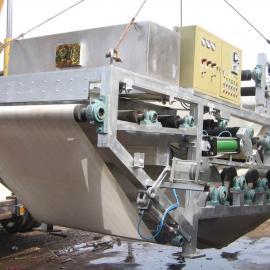 带式压滤机 压滤机 污泥脱水机 污泥压滤机 带式压榨机 污泥压滤�