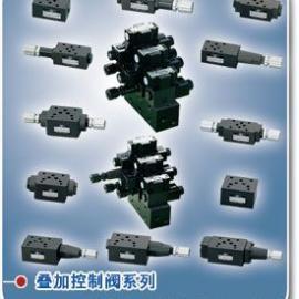 MPW-02A叠加式引导单向阀现货 台湾立晟LCH