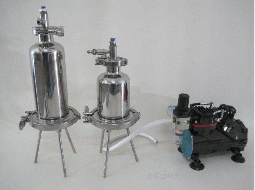 国产hr/tyb-500ml实验室正压过滤器