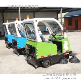 工地保洁用驾驶式清扫车 公园道路用扫地车 小区物业用扫地车