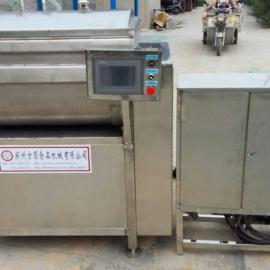 郑州方圆600L大型不锈钢真空拌馅机