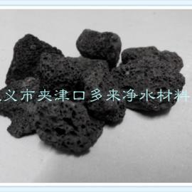 厂家技术贴-长沙曝气生物滤池用火山岩滤料BAF
