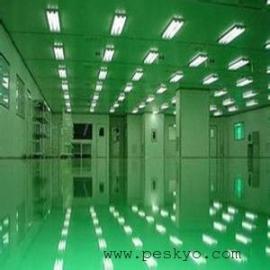 电子工业无尘室 空气净化工程设计与施工