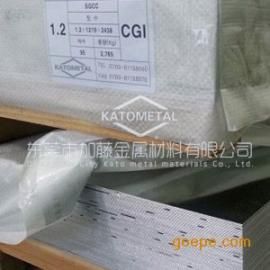 苏州首钢镀锌板SGCC供应商