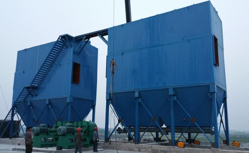 复合肥厂除尘器