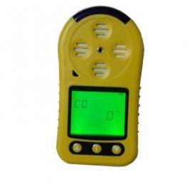 供应可随身携带的TC-4手持式扩散式四合一气体检测仪