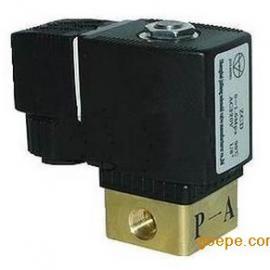 微型黄铜电磁阀富特