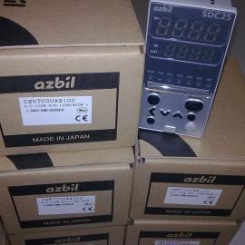 阿自倍尔C25TR0UA1200温控表 数字指示器