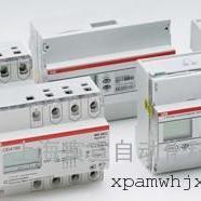 ABB单相,三相导轨式安装电表