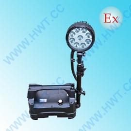 防爆强光工作灯,移动升降式LED防爆强光工作灯