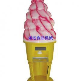 硬冰淇淋压花机