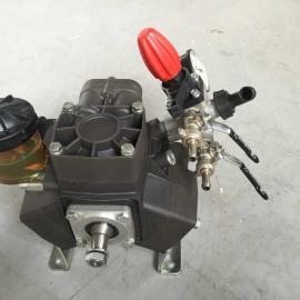 意大利IP消防清洗机床洒水车铣刨机水泵隔膜泵M60