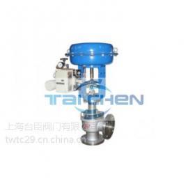 EDRV动态平衡电动调节阀,电厂专用电站调节阀