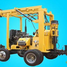 XYX-3拖车式液压水井钻机