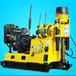 XY-3地质钻探机