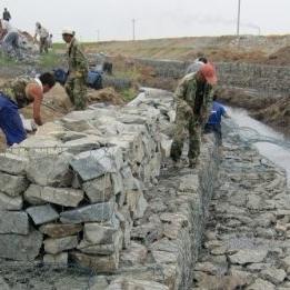 四川挡土墙石笼网,石笼网生产厂家 石笼网