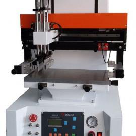 【2030丝印机】东莞力沃提供2030小型平面精密自动化丝印机