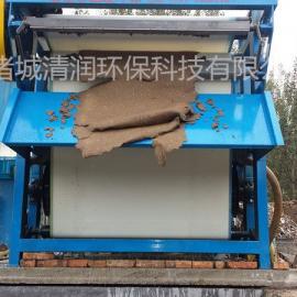 供应 大/小型【陶瓷厂污泥脱水机设备】-QR带式污泥脱水机