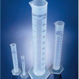 欧洲进口全新高端塑料品牌AZLON50ml量筒PP