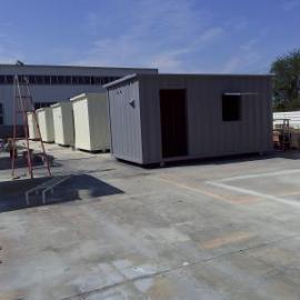 户外撬装住人集装箱活动房价格中石油钻井住人集装箱活动房厂家