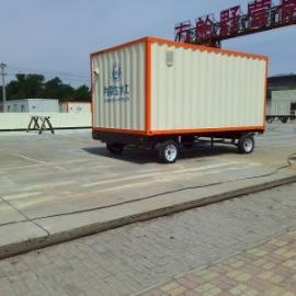 6米移动住人集装箱活动房中石油钻井住人集装箱尺寸移动车载