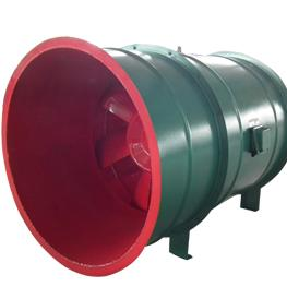PYHL-14A高温排烟混流式通风机