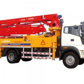 混凝土泵车厂家 九合重工 新农村建设首选 品质可靠
