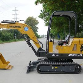 厂家直销全新小挖机 可装破碎锤挖掘机厂家