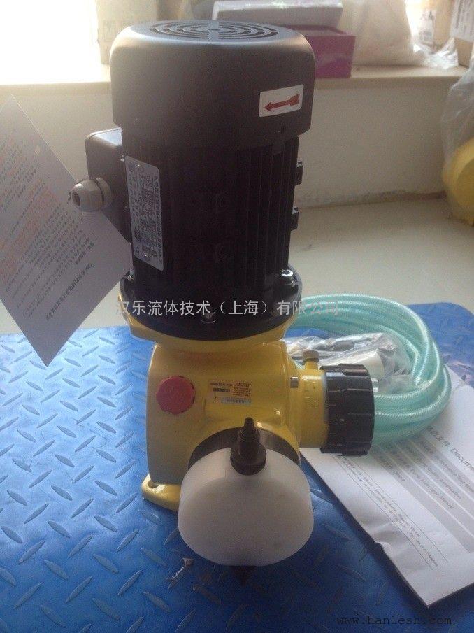米顿罗计量泵GM0050PL1MNN
