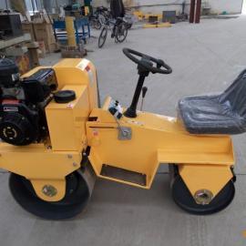 驾驶式压路机 座驾式压路机  小型座驾压路机