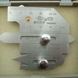 正品现货供应HJC40多功能焊接检验尺