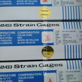 日本Minebea PCB电路板测试用FR-1B12L30W1MS 三轴应变片