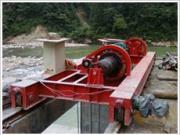 江河水机/QPG-2*160KN双吊点电动卷扬式启闭机厂家