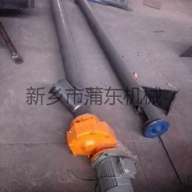 新乡单管螺旋输送机 单管螺旋给料机
