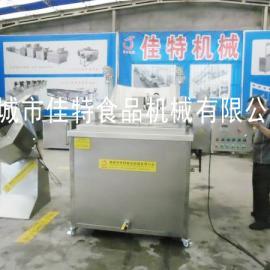电加热油炸机   油炸机质量三包