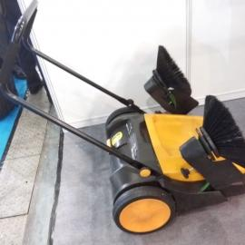 庭院别墅小院手推式小型清扫车扫地机92-40手推式清扫车