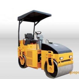 双钢轮振动压路机 3吨压路机  3吨座驾式压路机厂家直销