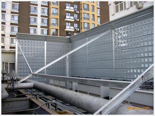 冷却塔隔声屏、冷却塔隔音墙