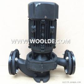 立式管道增压泵二级能效静音空调泵WDGD50-30