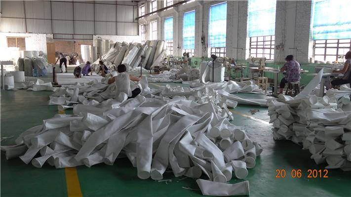 供应耐高温优质长纤维除尘器布袋 滤袋寿命 除尘布袋形状