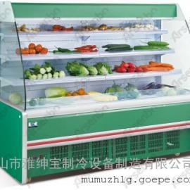 供应百果园水果保鲜柜/一体机水果展示柜/蔬菜陈列柜