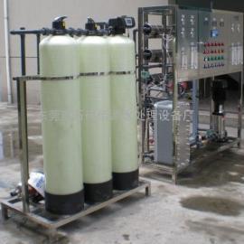广州井水除铁除锰设备,有效去除井水超标铁锰