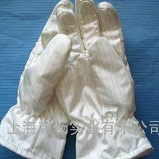 无尘手套180度隔热无尘室用不掉毛耐高温 白色耐磨芳纶手套