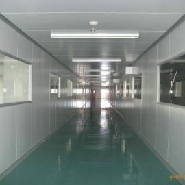 长期制作安装浙江千级药品GMP洁净厂房工程