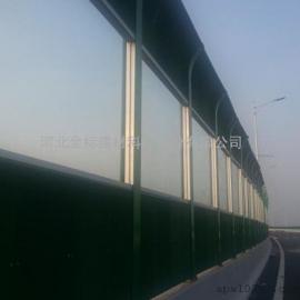 高速路隔音墙屏体安装