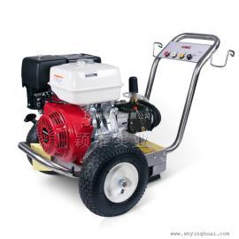 汽油清洗机 PE-4013HW市政路面清洗街道外墙清洗 驱动高压清洗机