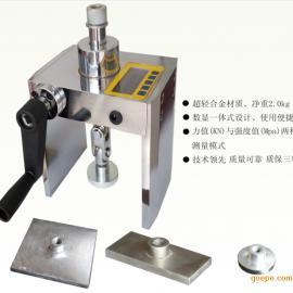 TC-10附着力测试仪,涂层附着力检测仪,漆膜拉拔仪