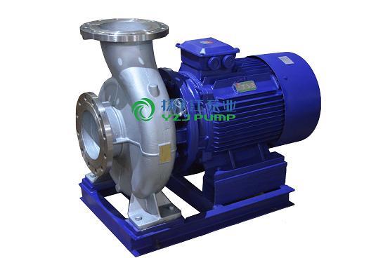 不锈钢离心泵:ISW型系列卧式离心泵|卧式清水泵